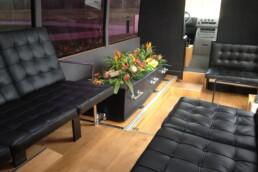interieur uitvaartbus