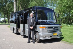 uitvaartbus Amsterdam