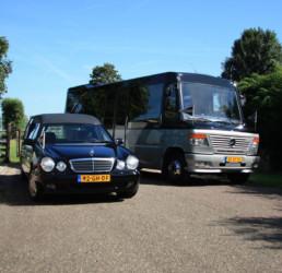 Uitvaartbus samenwerking